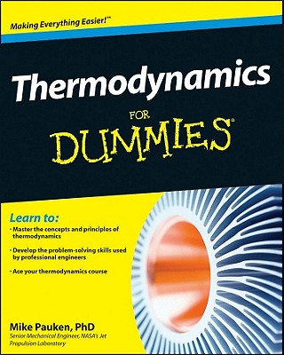 Thermodynamics for Dummies By Pauken, Mike